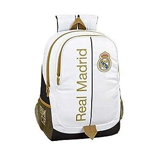 41RxttaZ2iL. SS324  - Real Madrid CF-611954665 Mochila, Multicolor (SAFTA 611954665)