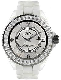 Hindenberg Reloj Galaxy blanco