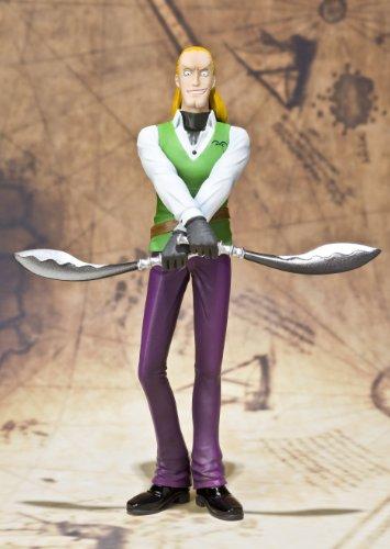 Figuarts Zero Coby & Helmeppo (PVC Figure) Bandai One Piece [JAPAN] [Toy] (japan import) 6