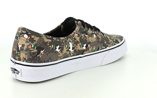 Vans Authentic VEE332D Sneaker, Unisex Adulto Camo