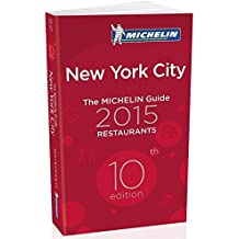 Michelin Guide New York City 2015 (Michelin Guides) by Michelin (2014-11-11)