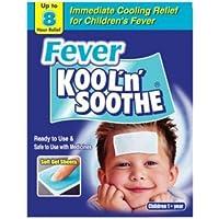 Kool N Soothe Kids Cooling Strips Sachets 8 by Kool n Soothe preisvergleich bei billige-tabletten.eu