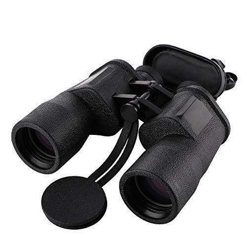Laotie 10X50 Compact Ferngläser for Erwachsene und Kinder Folding Leichte Binokel mit FMC beschichtete Linse Clear Vision for Vogelbeobachtung, Jagd, Wandern, Konzert- und Sportspiele