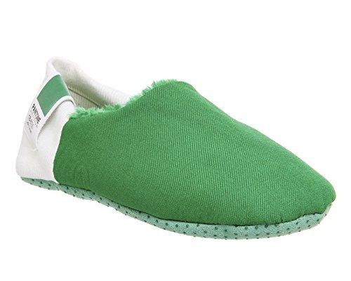 Pantone Unisex-Erwachsene Chill Out Niedrige Sneaker Verde (Jolly Green)