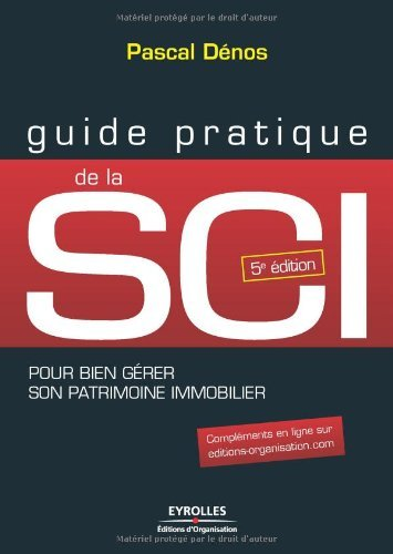 Guide pratique de la SCI