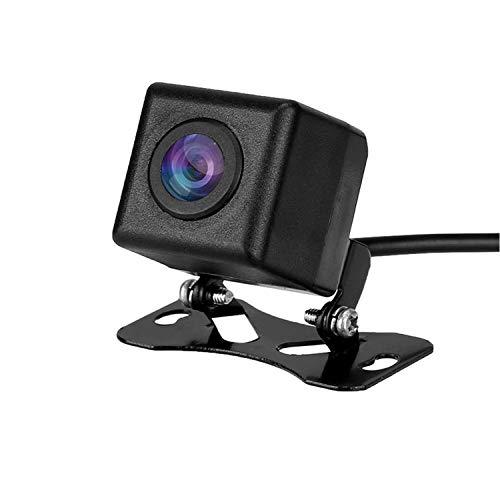 Auto Rückfahrkamera 170 Grad Weitwinkelobjektiv Kamera IP67 Wasserdicht Nachtsicht für Rückfahrhilfe&Einparkhilfe ideal Mini Rückfahrkamera für Anhänger Truck Vans