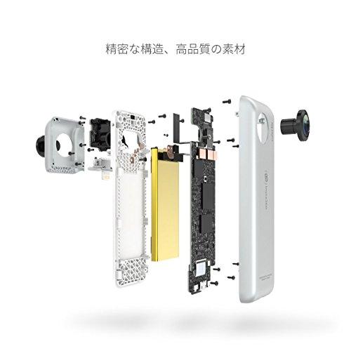 Insta360 Nano Compact Mini 360 Degree Panoramic Panorama Camera 3K HD Video 210 Degree Dual Wide Angle Fisheye Lens - 4
