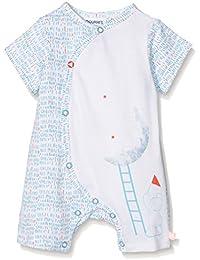 Noukie s Baby Boys  Combinaison Courte Jersey Peps Sleepsuit aafef5543cc