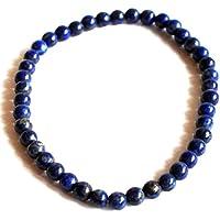 Krystal Gifts UK Reiki Energie geladen Lapis Lazuli Kristall Perlen Armband (Wunderschön als Geschenk verpackt) preisvergleich bei billige-tabletten.eu