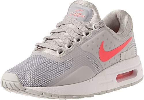 Nike Air Max Zero Essential Gs - Wolf Grey/Racer pink-White-pur, Größe:5Y - 6 Nike Jungen Basketball-schuhe Größe
