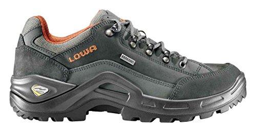 Lowa Sportschuh GmbH  3109539074,  Scarpe da camminata ed escursionismo uomo Grigio (GRIGIO/RUGGINE)