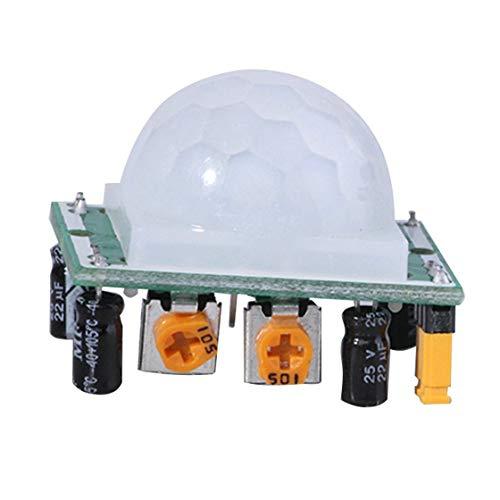 HC-SR501 Ajuste Pyroelectric IR PIR Junta Módulo