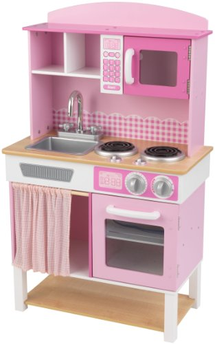 KidKraft - Spielküche Home Cookin' aus Holz