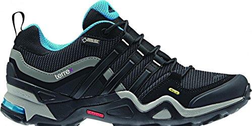 Adidas Terrex Fast X GORE-TEX Women's Trail Spatzierungsschuhe - AW15 Schwarz
