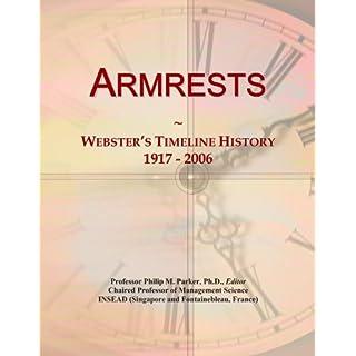 Armrests: Webster's Timeline History, 1917-2006