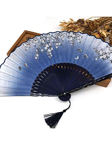 cher Chinesischer Blüten-Bambus-Faltfächer-Geschenk-Beutel-Hochzeits-Bevorzugungen Und Geschenk-Partei-Dekoration ()