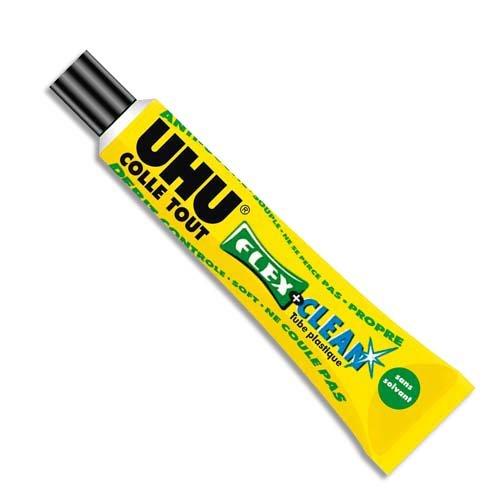 uhu-flex-clean-39181-tube-de-colle-sans-solvant-20-ml-lot-de-12