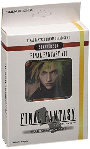 Square Enix SQX0005 - Final Fantasy VII Starter Feuer und Erde
