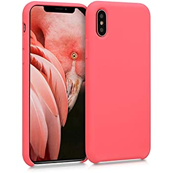 COVER PER IPHONE X XS XR XS MAX Silicone Custodia TPU Colorate con