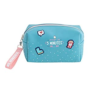 Mr. Wonderful Ready in 5 Minutes (Ok…30) Estuche de Viaje, Multicolor, Talla Única