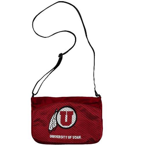 Littlearth NCAA Jersey Mini Geldbörse, Utah Utes Mini-team-jersey