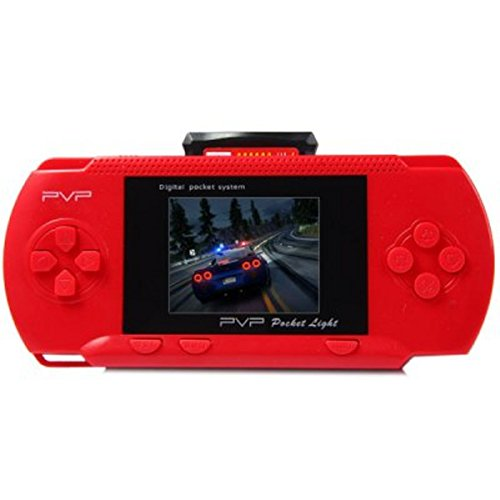 Toyvala TV Video Game PVP with Mario (Red)