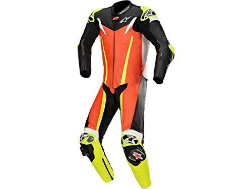 Alpinestars GP Tech v3 Tech-Air - Tuta da motociclista perforata in pelle, 1 pezzo