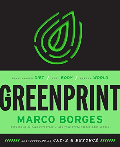 The Greenprint: Plant-Based Diet, Best Body, Better World (English Edition) - Beach Diät