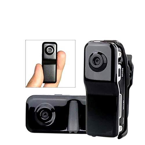 joizo 1pc MD80 Mini DV Caméra DVR Caméscope Enregistreur vidéo pour Webcam Casque Cyclisme Moto Randonnée Sports