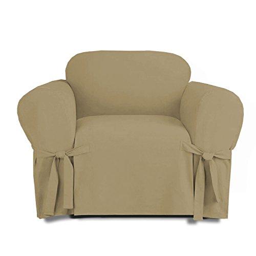 Microsuede-lounge (Linen Store Microsuede Stillkissen, Möbelschutz Cover)