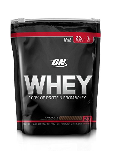 Optimum Nutrition (ON) Whey - 1.85 lbs (Chocolate)