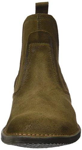 9057758be268c8 El Naturalista Herren Ng24 Lux Suede Kaki Yugen Chelsea Boots Grün (Kaki)  ...