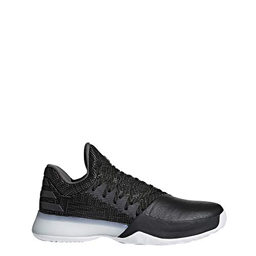 Adidas Harden Vol. 1, Zapatillas de Baloncesto para Hombre, Negro (Negbás/Carbon/Roalre 000), 41 1/3 EU