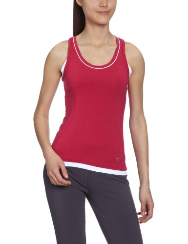 Champion T-shirt sans manches Rosa - Rosa dinamico