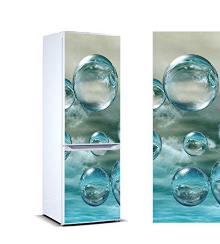 Pegatinas Vinilo Frigorífico Burbujas Agua | Varias