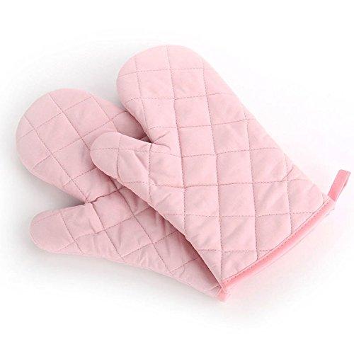 Lifeyz 1 Paar Backen Handschuhe Thick Hitzebeständiges Isolierung Wärme Proof Topflappen Handschuh Baumwolle Ofen handschuh Küche Ofen...