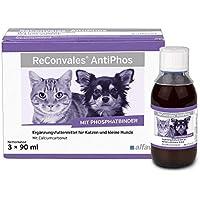 Alfavet ReConvales AntiPhos Diät-Ergänzungsfuttermittel zur Unterstützung der Nierenfunktion bei chronischer Niereninsuffizienz