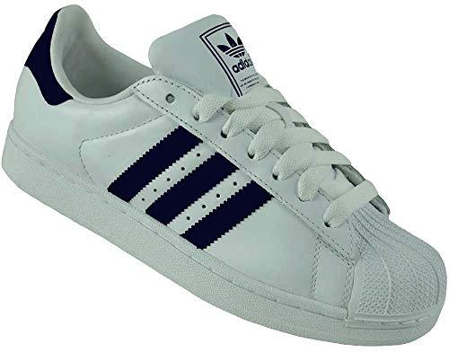 fdf20418e05 Sneaker Adidas adidas Superstar 2 G17070 - Zapatillas de Deporte de Cuero  para Hombre