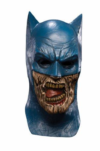 Generique - Zombie Batman Maske - Blackest Night für Erwachsene