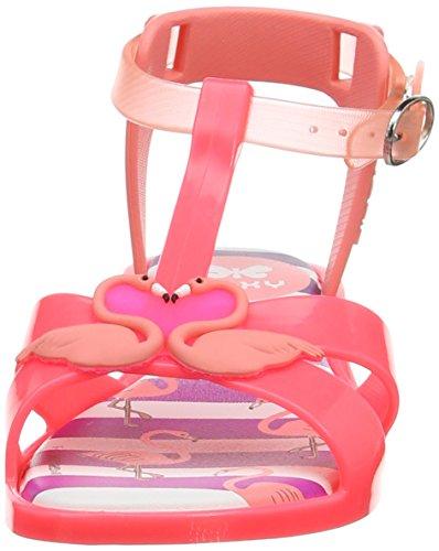 Zaxy Kids Zizou Sandal, Sandales fille Rose - Pink (Pink Flamingo)