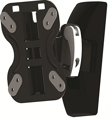 Masterplug Ross Neo LNST100-RO Swivel and Tilt Wall Mount Bracket 13-23 inch LCD, Monitor and TV - Black