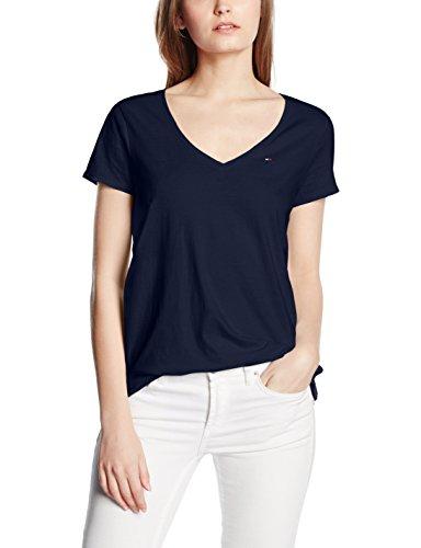 tommy-hilfiger-thdw-vn-knit-s-s-7-camisa-para-mujer-azul-navy-blazer-416-m