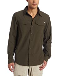 Columbia - Silver Ridge - Chemise - Manches Longues - Homme