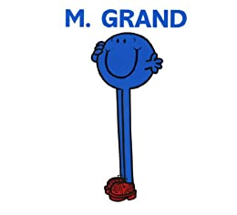 Monsieur Grand (Collection Monsieur Madame)