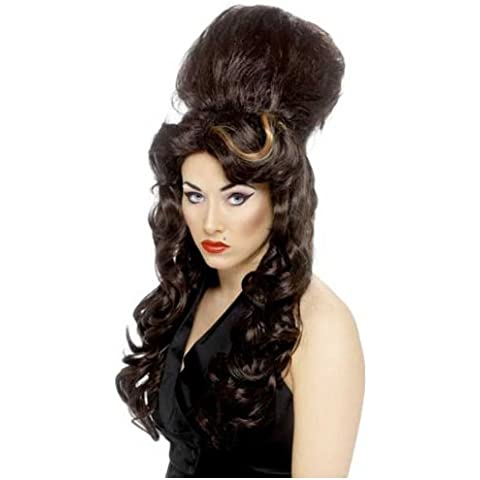 Novelties Direct Amy Winehouse Beehive Wig (peluca)