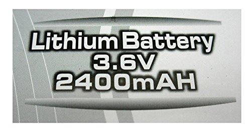 Li-Ion 3.6V 2400mAh Battery For SONY PSP SLIM 20003000CE Marking 2506 Img 3 Zoom