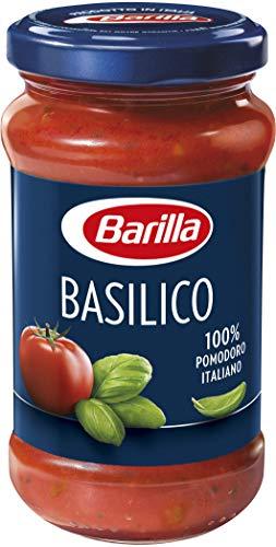 Barilla Pastasauce Basilico / Basilikum-Sauce, 200 g