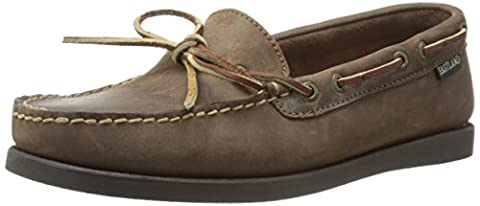 Eastland Women's Yarmouth Slip-On Loafer, Bomber Brown, 7.5 M US