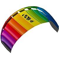 HQ Kites 1.8m Symphony Beach III Rainbow R2F