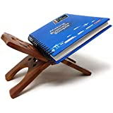 Onlineshoppee Wooden Hand Carved Holy Books Stand,for Quran,Bible,GITA,VED,GURU Granth Sahib